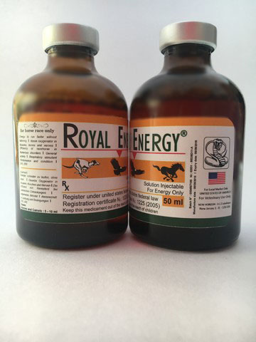 ROYAL ENERGY – 50 ML