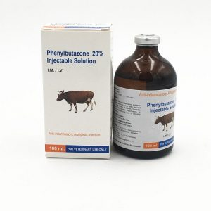 Phenylbutazone 20% 100ml Injection